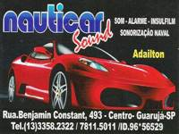 Nauticar Sound som automotivo